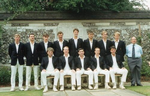 Toft 1989 Lords Final Team